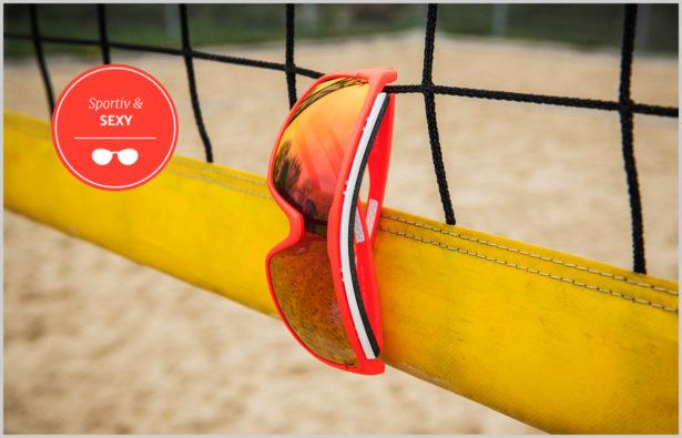 Sport-Sonnenbrillen Beachvolleyball Beach Frauen