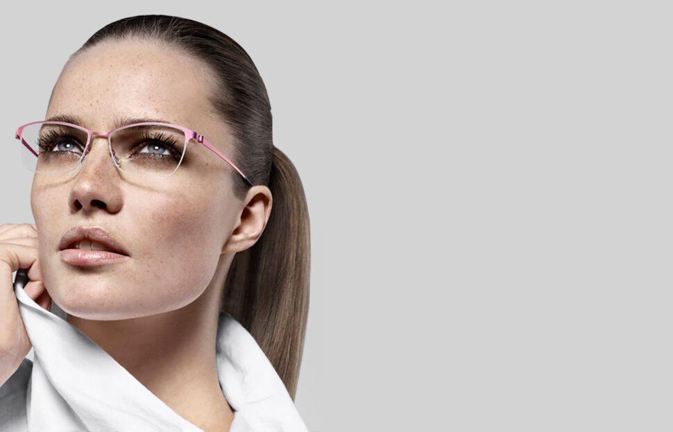Sportlicher-Stil-Typ Brille