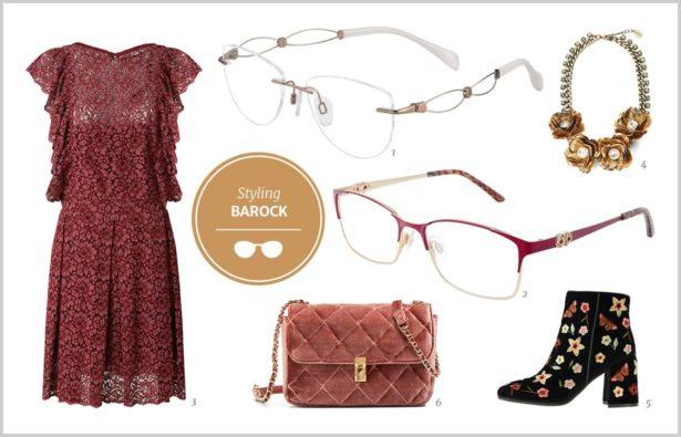 Herbsttrend Barock Brillen