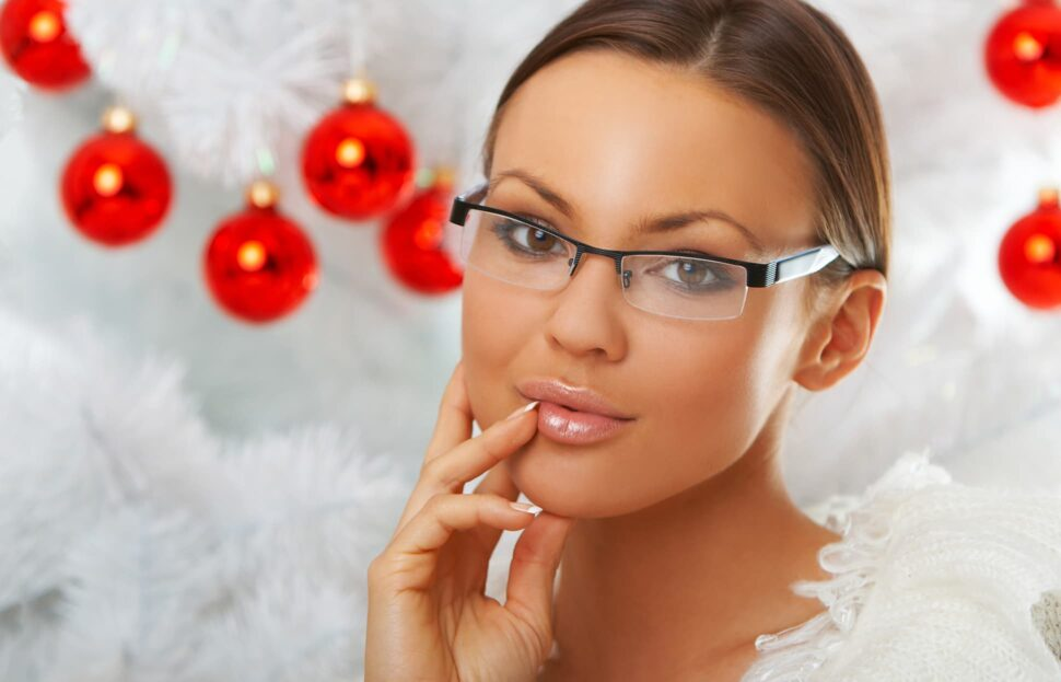 Festtags-Stylings – Brillen für den großen und kleinen Auftritt