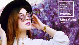 Ultra Violet – Trendfarbe 2018: Lila ist der beste Versuch