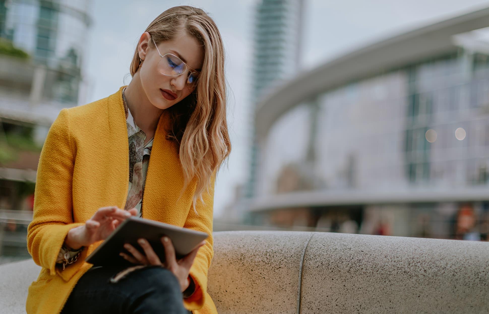 Minimalismus im trend rahmenlose brillen brillenstyling for Trend minimalismus