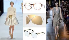 Designer-Brillen 2014: Designer-Brillen Modelle und Models mit Brille