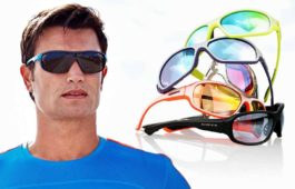 Sportbrille, Outdoorsportbrille