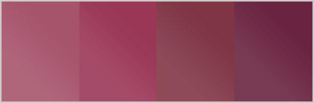 Trendfarbe 2015: Marsala | Farbpalette: kühler Farbtyp