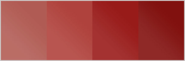 Trendfarbe 2015: Marsala | Farbpalette warmer Farbtyp