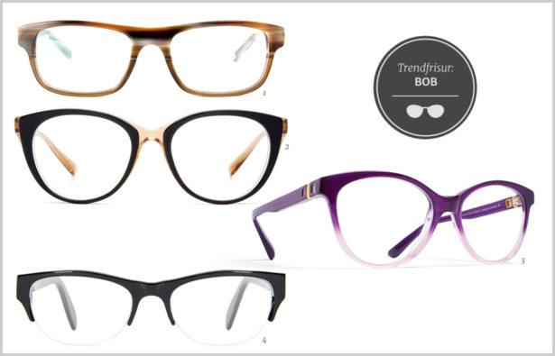 Trendfrisuren 2016 Und Brillen Bob 01