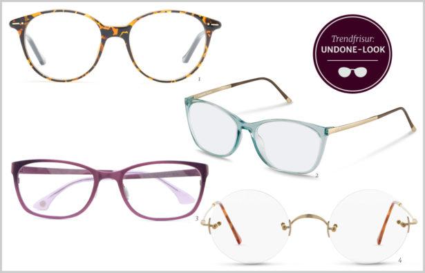 Trendfrisuren 2016 Und Brillen Undone-Look 01