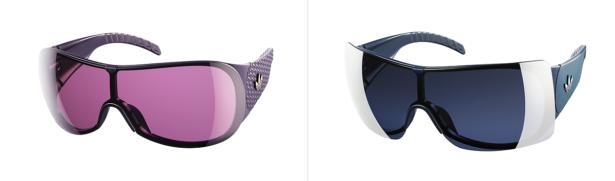 Stylisch und dynamisch – Winter-Sportbrillen sind der Hingucker beim Après Ski, Bilder: adidas eyewear