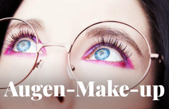 Augen-Make-up für Brillenträgerinnen – strahlend wie der Sommer