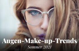 Augen-Make-up-Trends 2021