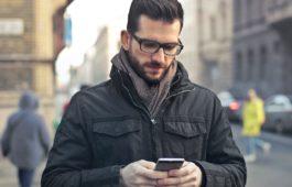 Brille für Smartphone, tablet und Co.