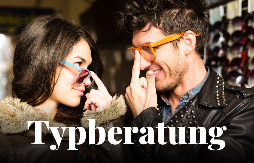 Brillen-Typberatung