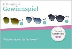 Gewinnspiel – Sonnenbrillen-Favoriten wählen und gewinnen!