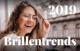 Brillentrends 2019 – überraschend und überzeugend