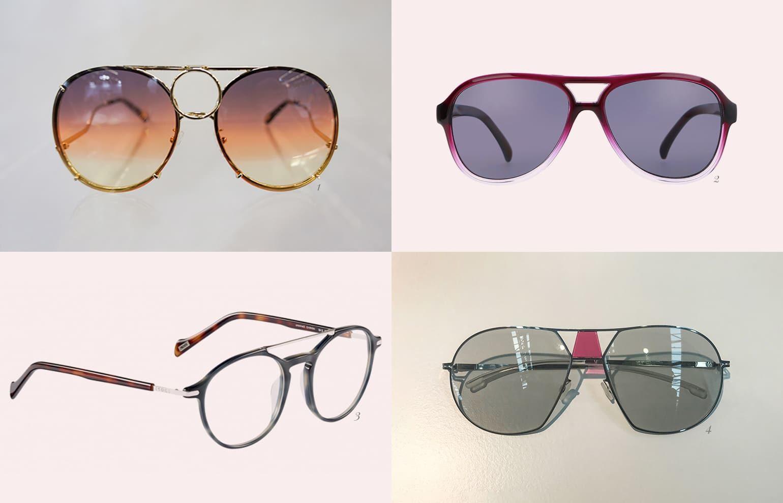 Brillentrends 2019 Doppelstegbrillen