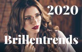 Brillen im Trend 2020