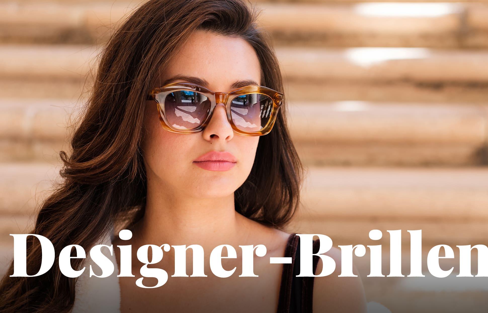 Coole Designer-Brillen für heiße Sommer-Outfits | Brillenstyling
