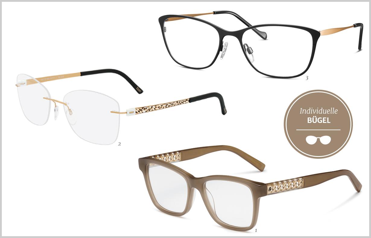 Detailverliebt – Brillen mit dem gewissen Etwas | Brillenstyling