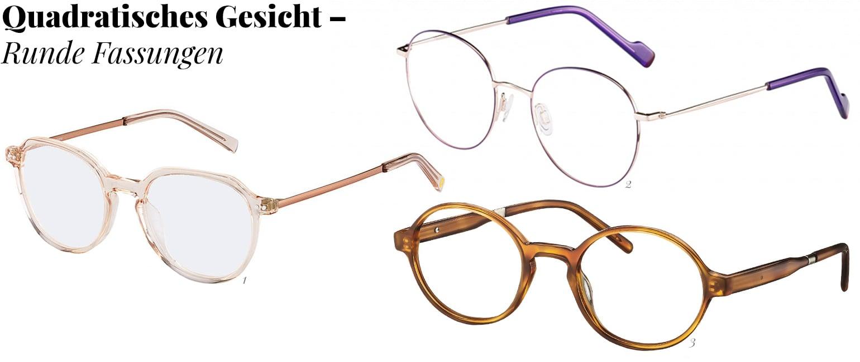 Runde Brillen