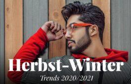 Herbst-Winter-Brillen-und Modetrends 2020/21