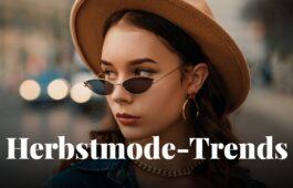 Herbstmode-Trends 2021