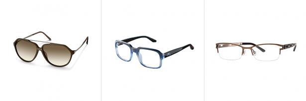 Herrenbrillen für jeden Typ: von cooler Pilotenbrille bis zur klassischen Bürobrille. Bilder: Rodenstock, Moods of Norway, OWP