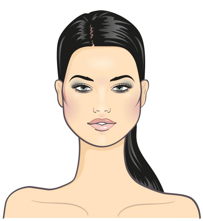 Modelle für Gesichtsmerkmale
