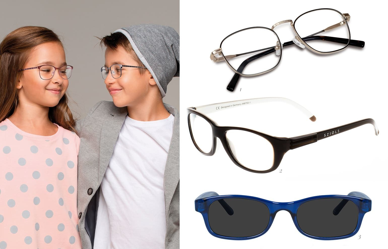 Brillen für Kinder