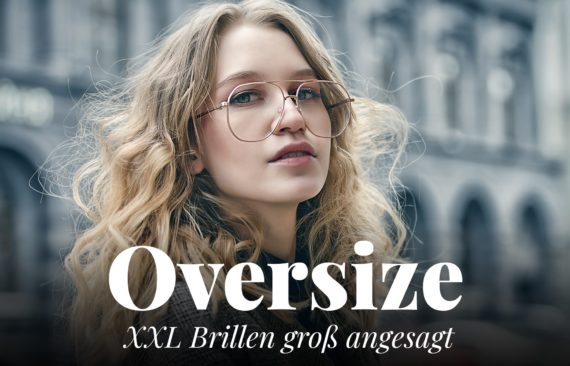 XXL-Brillen