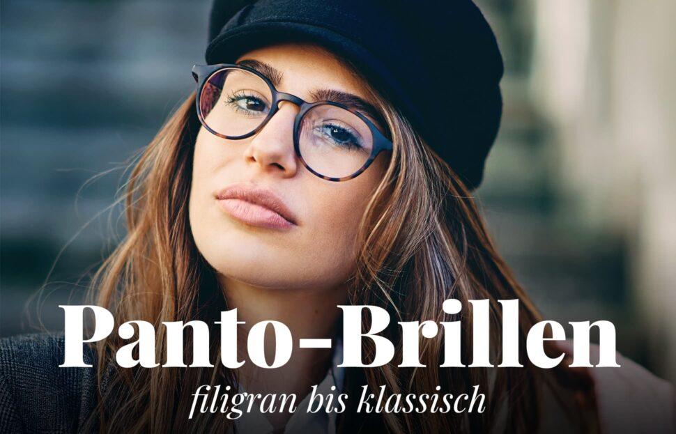 Panto Brillen