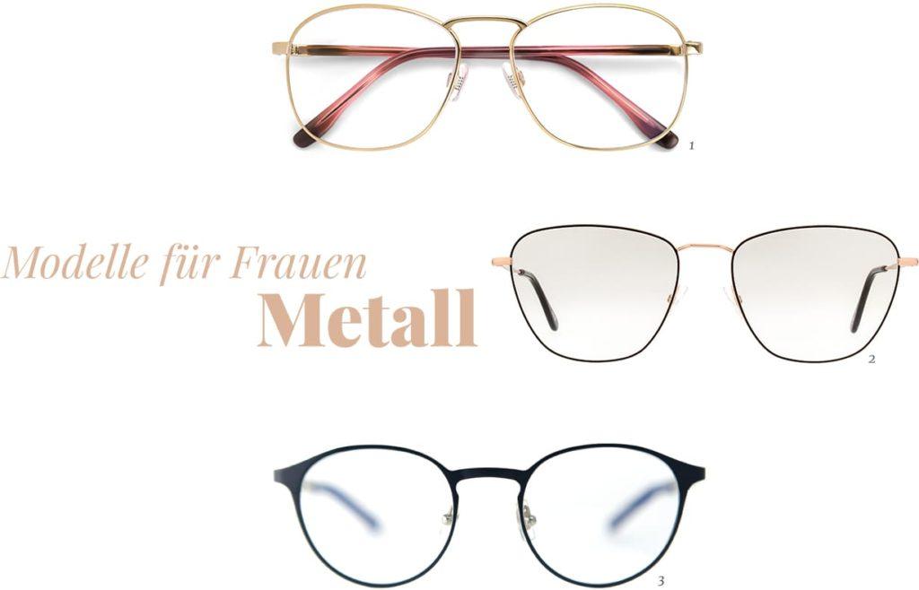Panto-Brille für Frauen