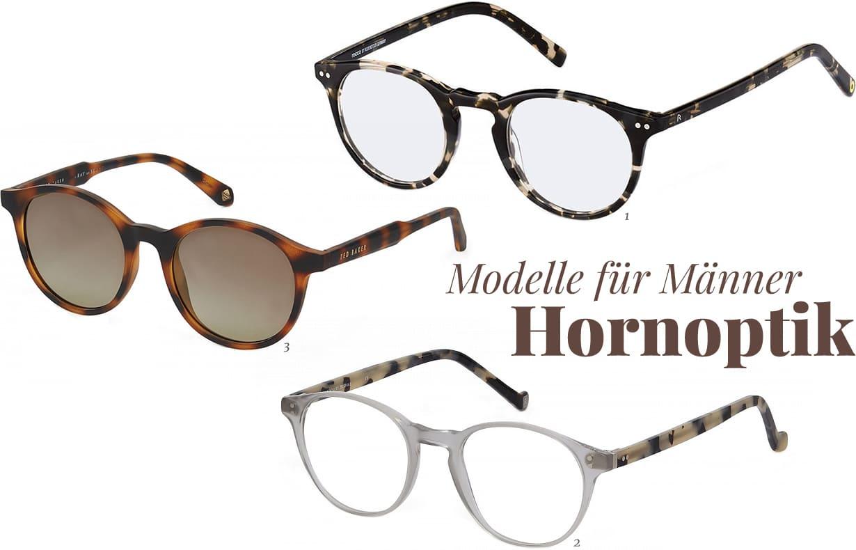 Pantobrillen – klassisch und very sophisticated   Brillenstyling