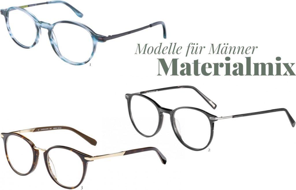 Panto-Brille für Männer