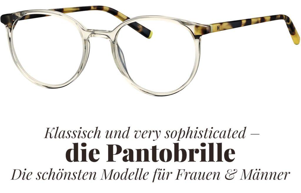 Panto-Brille - schöne Modelle