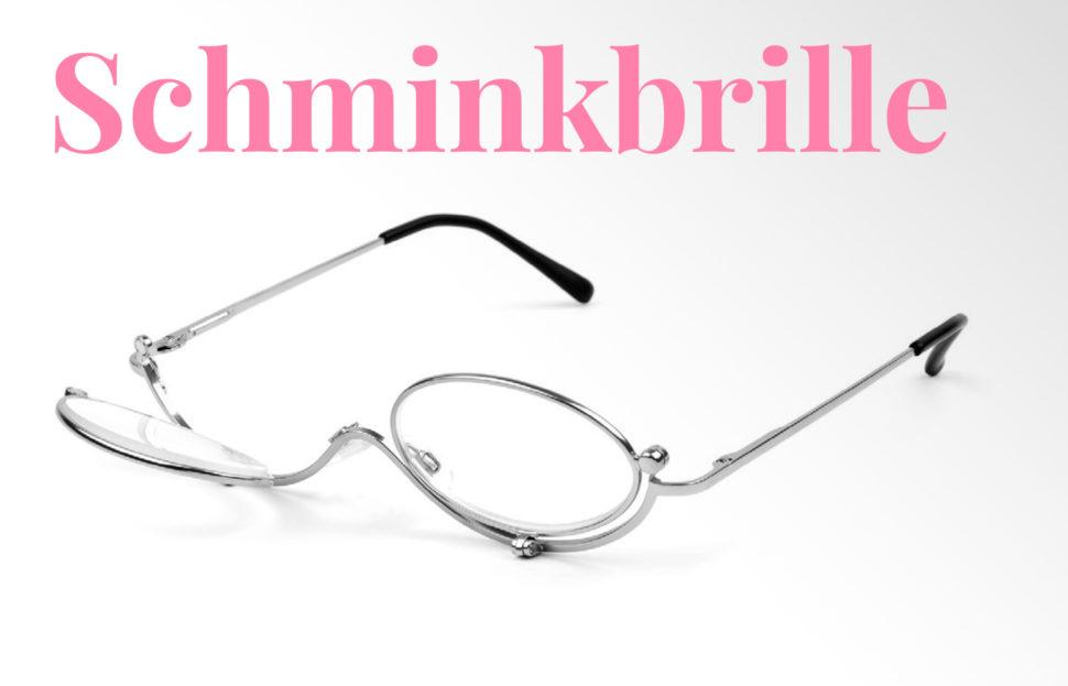 Schminkbrille mit Sehstärke