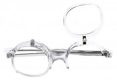 Schminkbrille, Schminken mit Brille, Make-up Brille