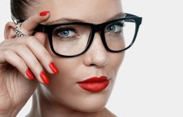 Schminktipps mit Brille / Schminktricks Brille