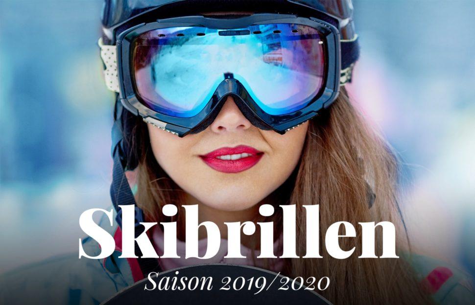 Skibrillen und Styling
