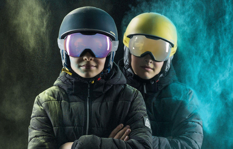 Skibrillen, Jugendliche