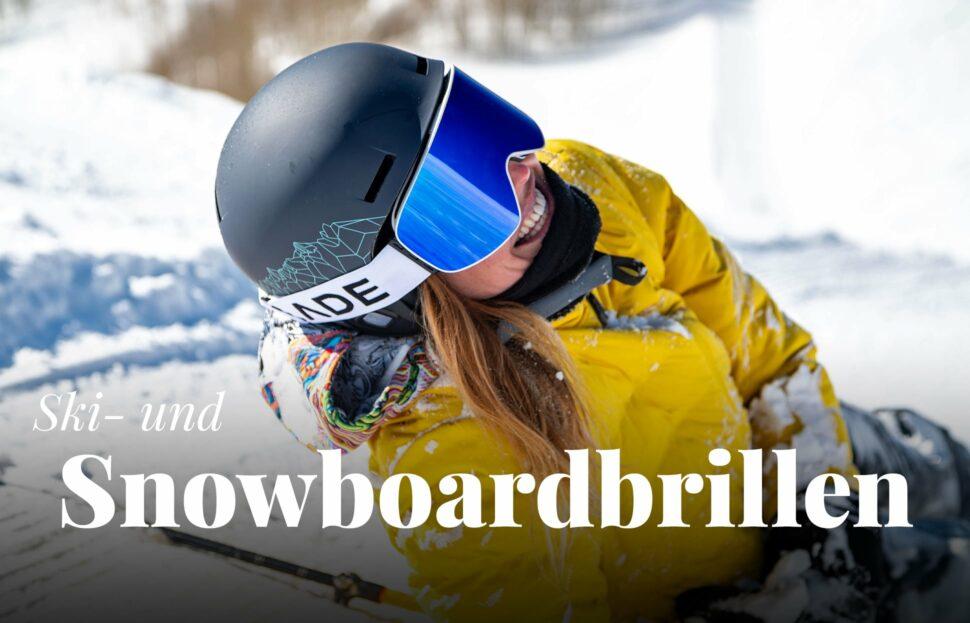 Skibrillen Snowboardbrillen
