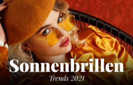 Sonnenbrillen-Trends 2021 Damen