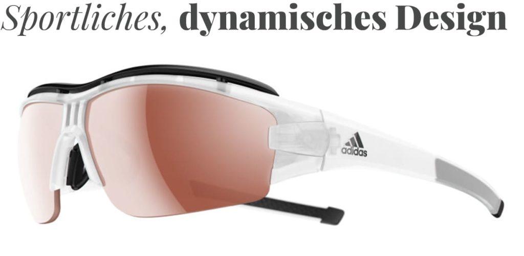 Sportbrille für den Sommer