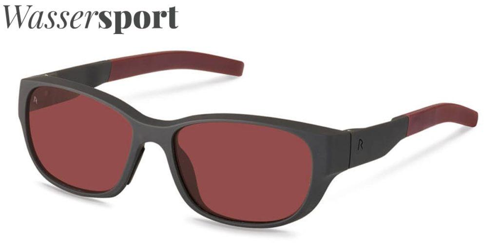 Wassersportbrille