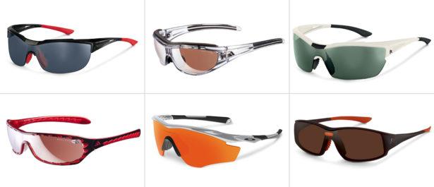 Welche Brille darf es sein? Die Auswahl an stylischen Sportbrillen ist groß