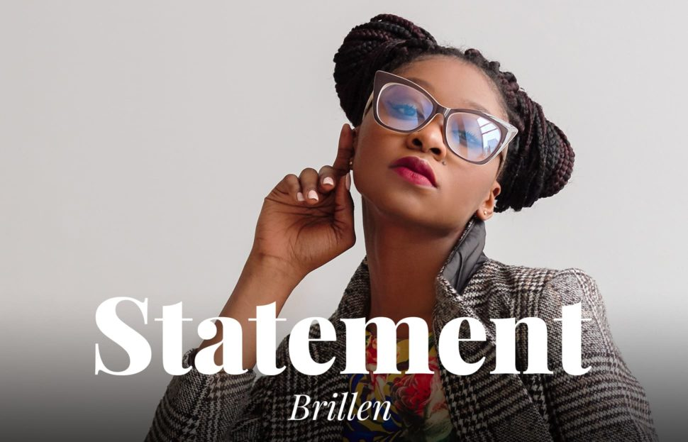 Statement-Brillen für coole Styles