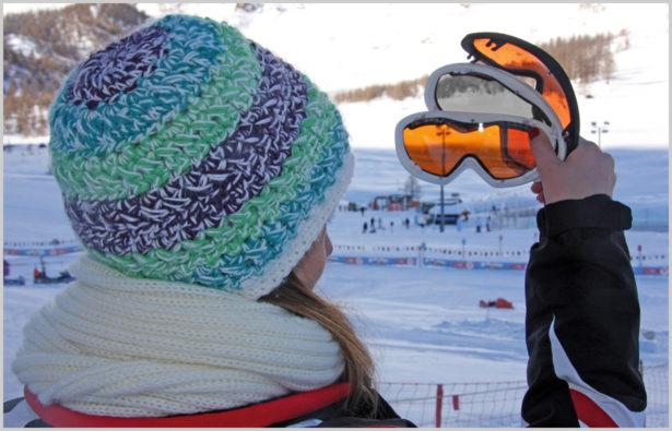 Wintersportbrillengläser