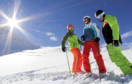 Wintersportbrillen