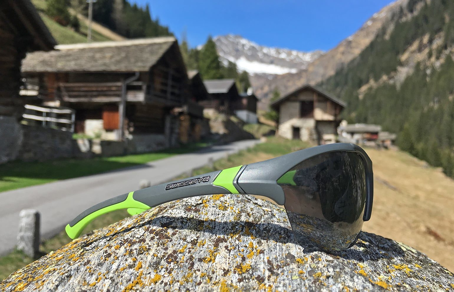 Outdoor-Brille