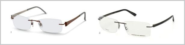 Rahmenlose Brille: Vorteile